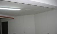 Primer nadometne napeljave v kletnih prostorih stanovanjske hiše