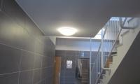 Kompletna zamenjava razsvetljave z LED svetilkami,stanovanjski blok v Luciji