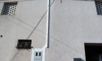 Izdelava glavnega priključka na stanovanjski hiši v Komnu