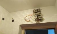 Vzdrževalno delo na elektro inštalaciji