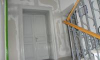 Spominska soba Srečka Kosovela,obdelava vhoda