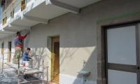 Obnova terase in fasade na stanovanjski hiši