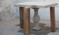 Preložitev stare kamnite mize na novo lokacijo