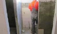 Obnova garderob,dom upokojencev Sežana
